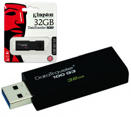 regalo Pendrive KINGSTON 32GB 3.1