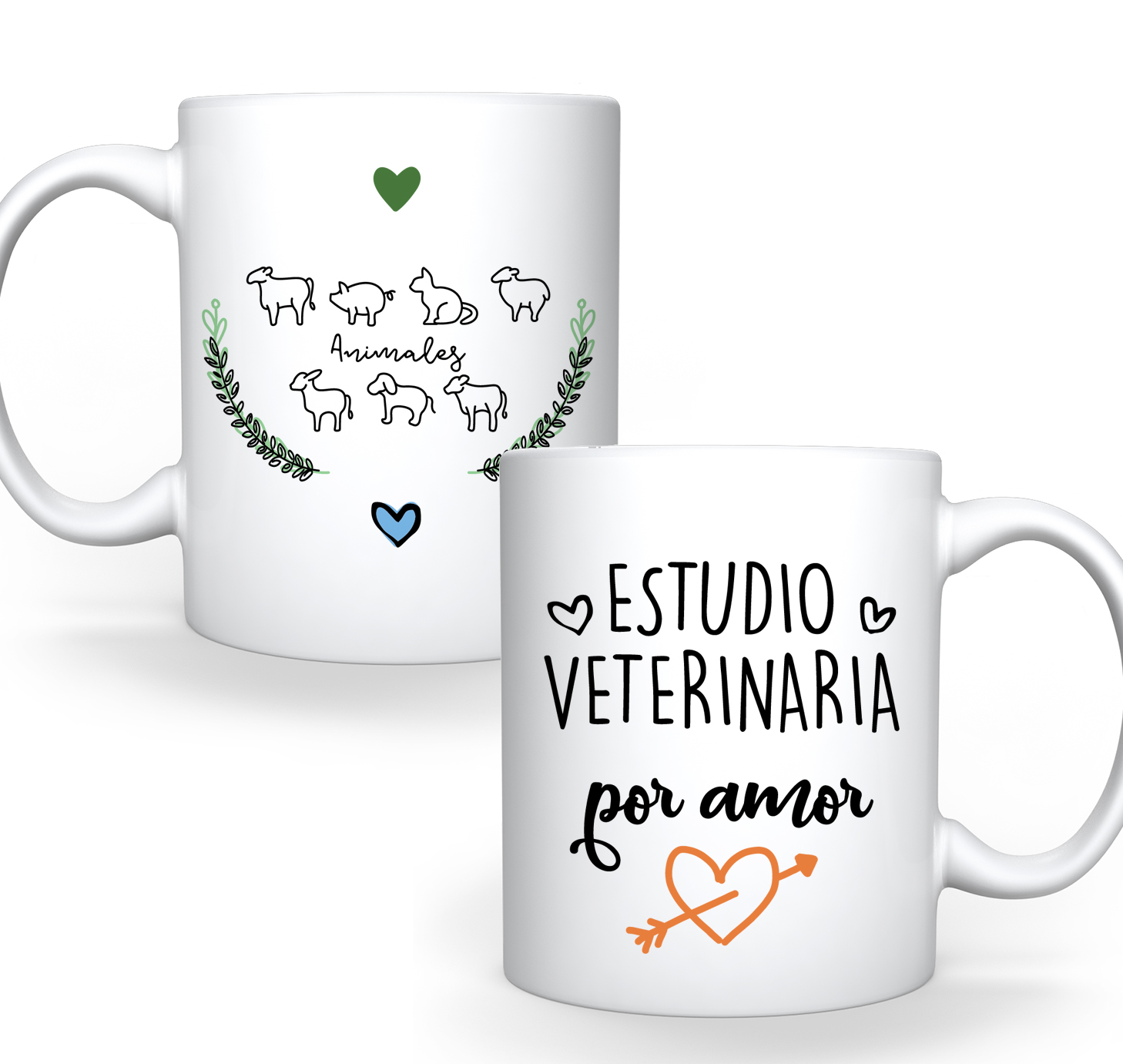regalo Taza VETERINARIA